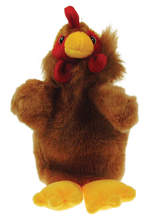 Hand Puppet Chicken