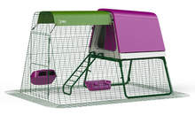 Eglu Go UP Chicken Coop with 2m Run - Purple
