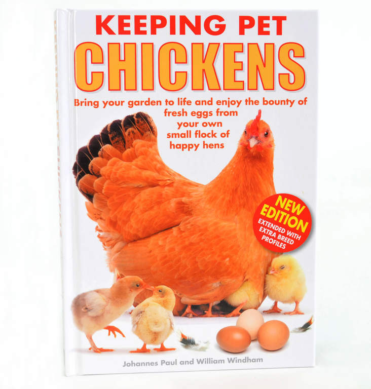 Keeping pet chickens - Paul Windham