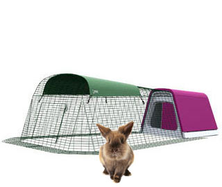 Eglu Go Hutch For Rabbits With 2m Run