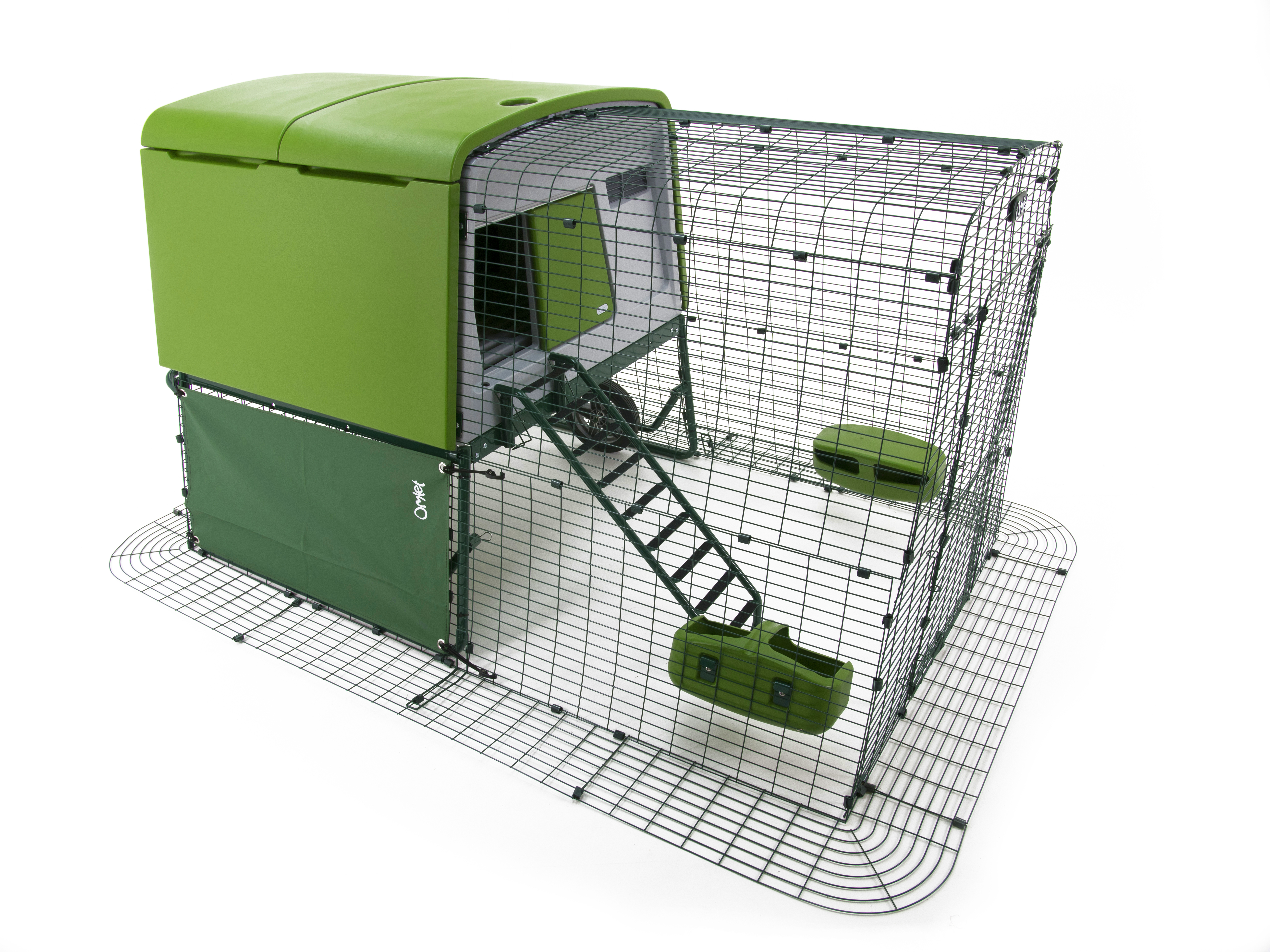 Heavy Duty Cover for Eglu Cube Wind New at Omlet Staff Picks